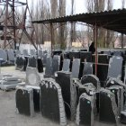 Выставка продаж гранитных памятников
